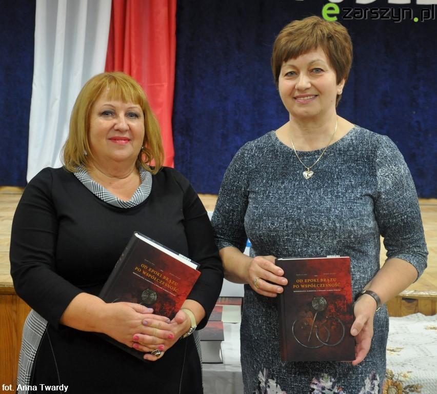 Zarszyn i Posada Zarszyńska doczekały się własnej monografii FOTO i VIDEO